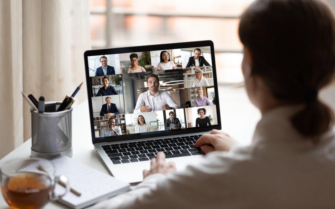 """Virtuelle Aktualisierungskurse mit Zoom: Besser als """"in Echt""""?!"""